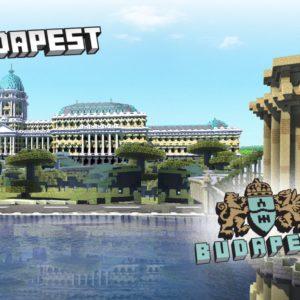 Gyerekek tervezik meg Budapestet a Minecraftban