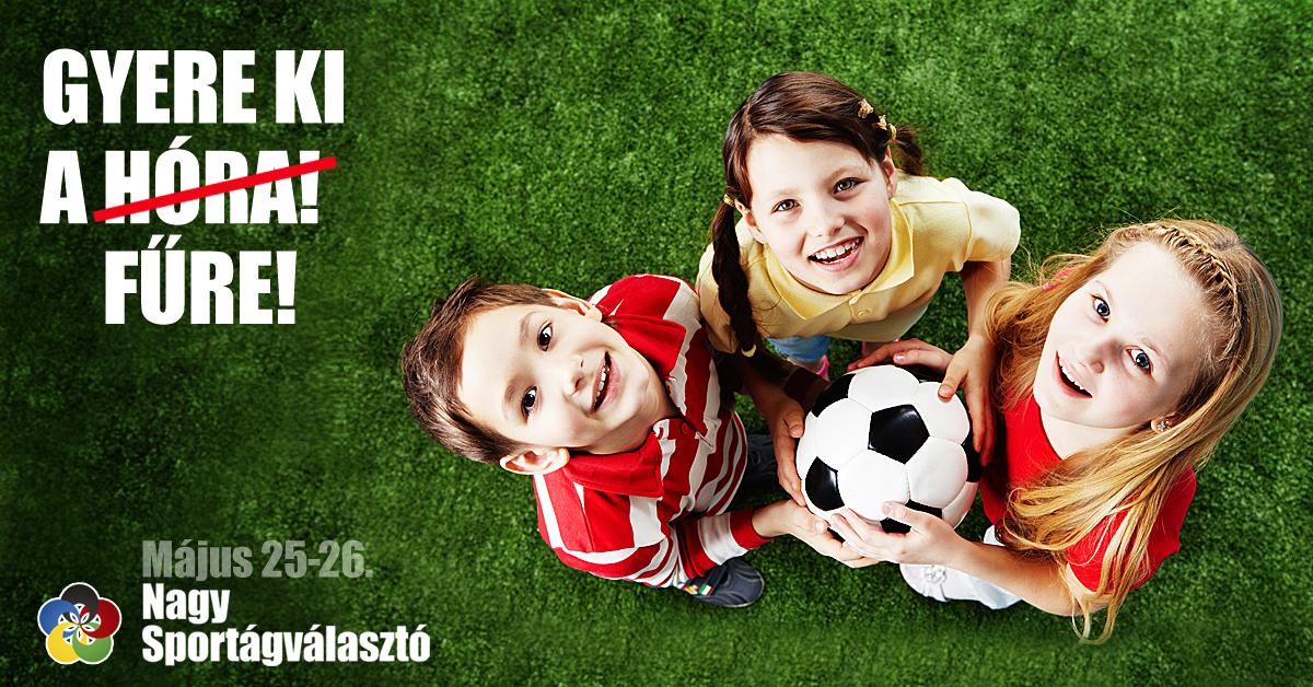 Májusban újra jön a Budapesti Nagy Sportágválasztó