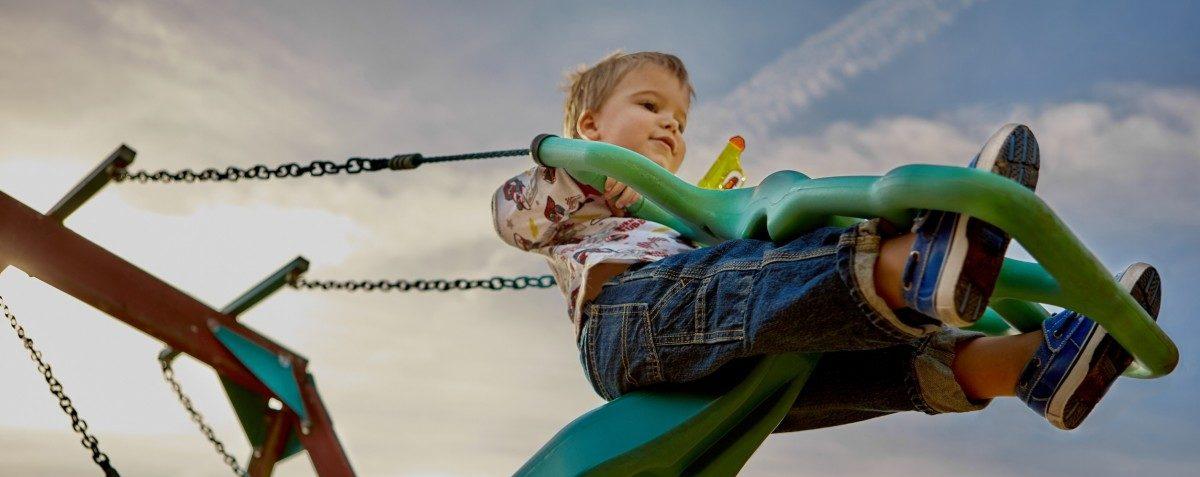 10 ok, amiért menjetek minden nap játszótérre a gyerekkel!