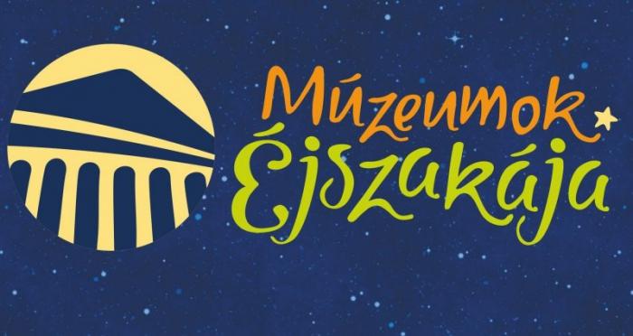 Múzeumok éjszakája plakát