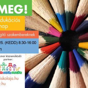Értsd MEG! konferencia – edukációs és érzékenyítő nap szakembereknek