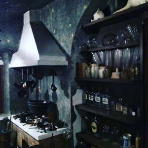 Patikamúzeum a budai várban – Harry Potter túrával megfűszerezve