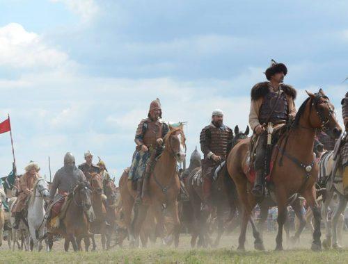 magyar lovasok