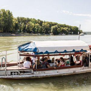 Dunapest fesztivál: tematikus séták, kulturális programok