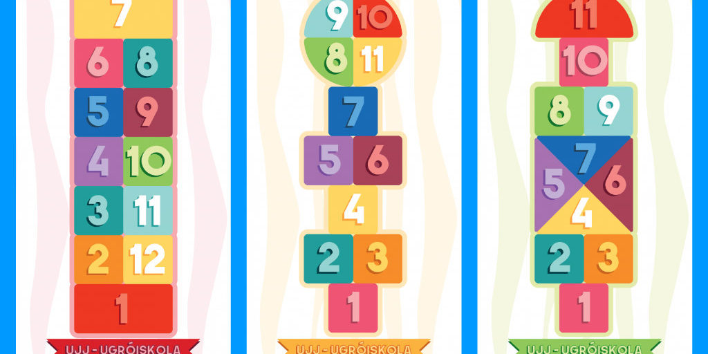 színes számok