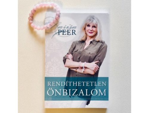 Rendíthetetlen önbizalom könyv borítója