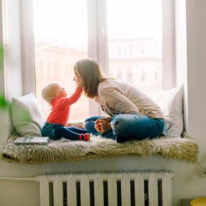 12 apró dolog, hogy a gyermek minden nap érezze, szeretik