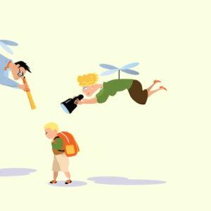 Helikopter szülők: Hogy bánjunk a túlféltő attitűddel?