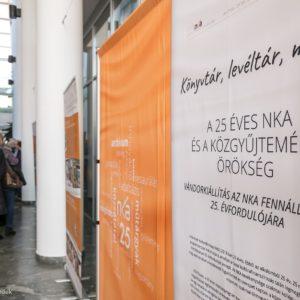Mozaik Múzeumtúra a 25 éves NKA kiállításán