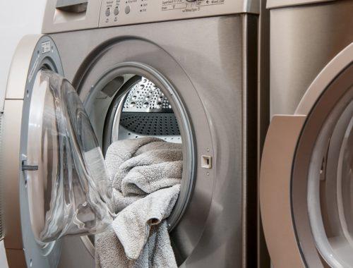 mosás, mosógép