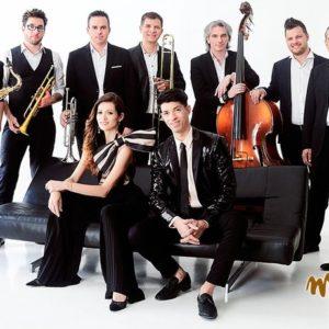 Ünnepi Group'n'Swing koncert