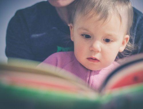 olvasás apával