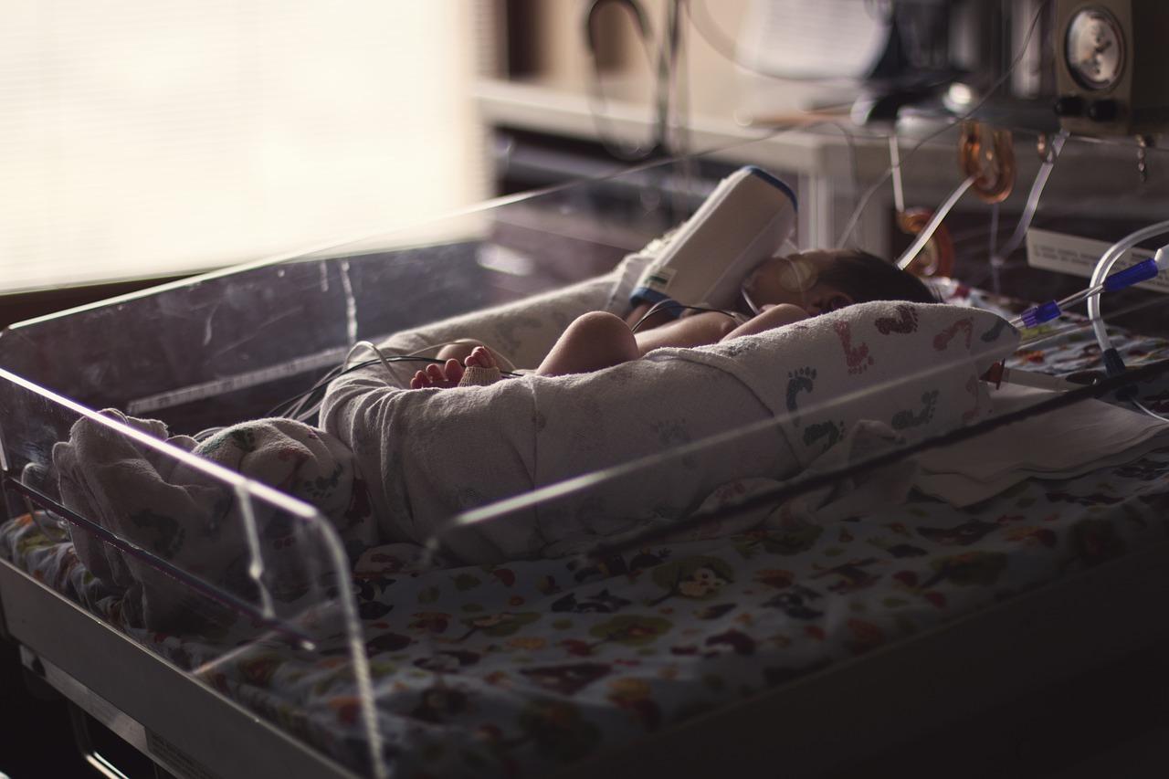ujszülött csecsemő
