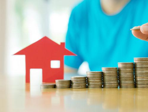 pénz megtakarítás házra