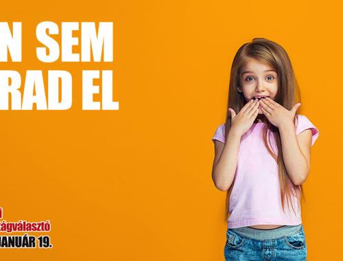 Sportágválasztó plakát
