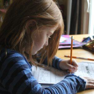 Meddig tanuljunk a gyerekkel?