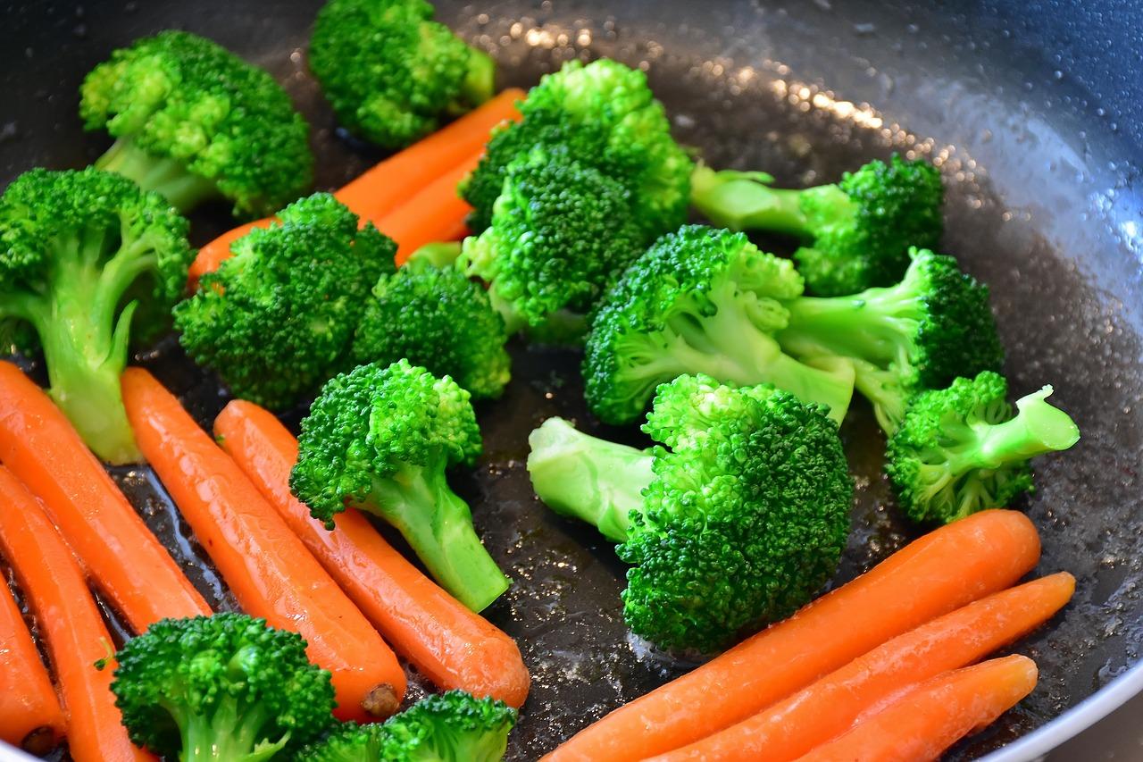 brokkoli és répa