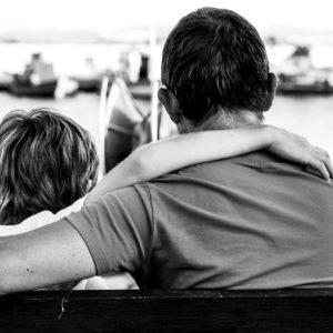 Az apától is függ, mennyire lesz magányos a gyerek
