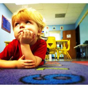 Az óvodás gyermek figyelme