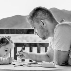 Az apák elképesztő hatása gyerekeik érzelmi intelligenciájára