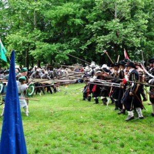 Több mint ötszáz hagyományőrző a Tatai Patara török kori hadijátékon