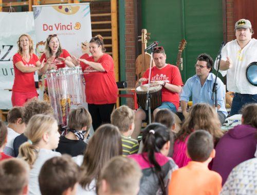 zenei bemutató gyerekeknek