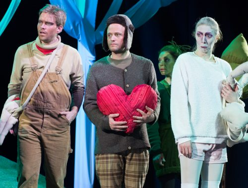 színházi előadás