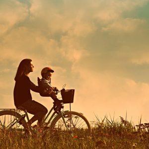 Mielőtt biciklire pattansz a gyerekkel…