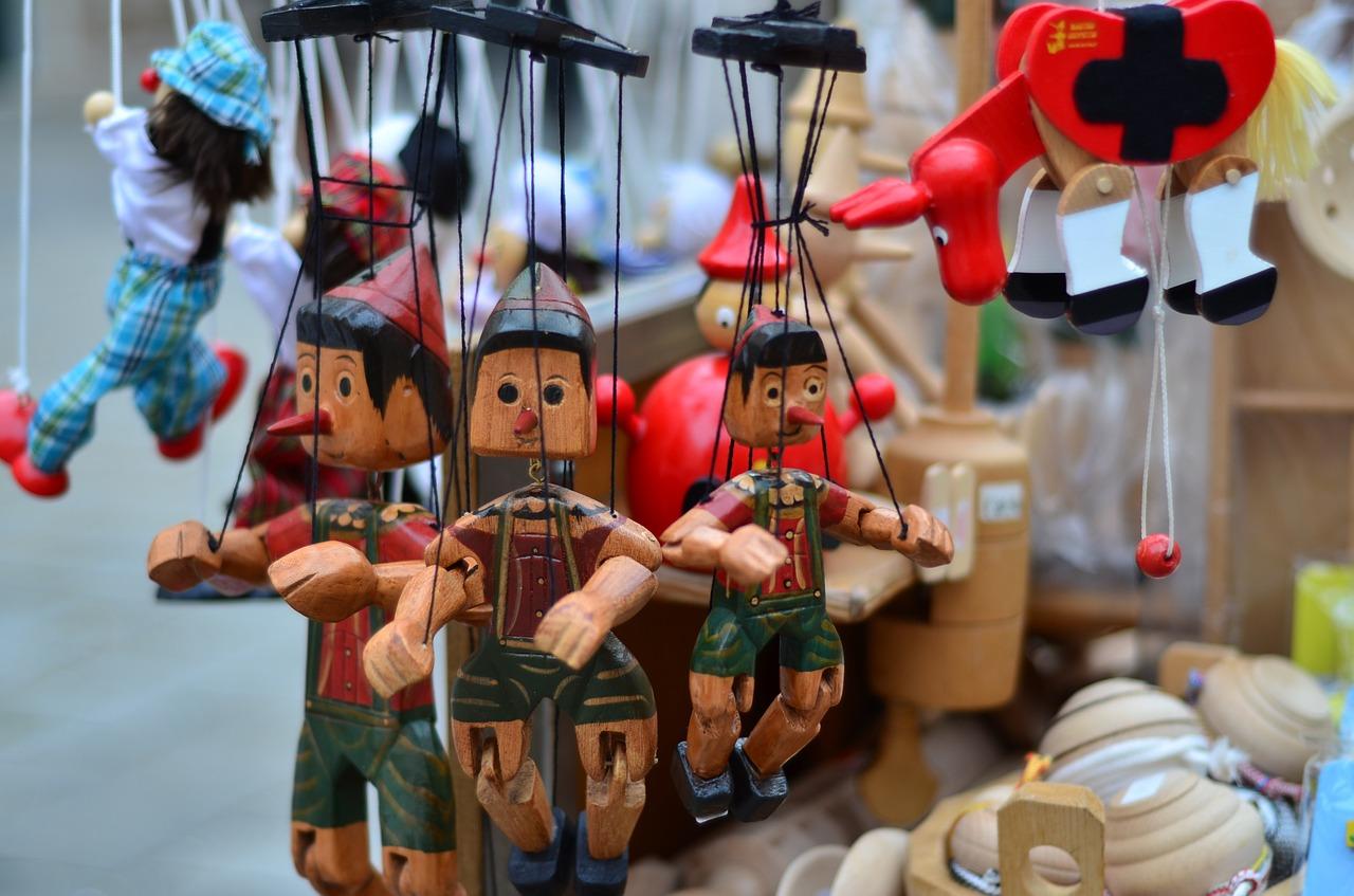 Pinocchio fabábuk