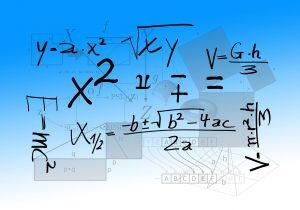 matematikai egyenletek