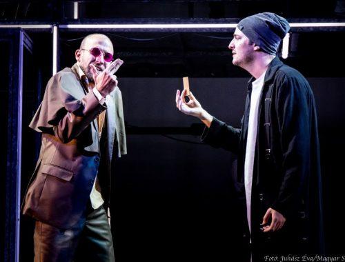 Pinokkió című színházi előadás férfi szereplői
