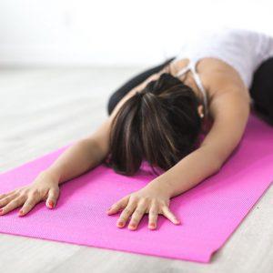 Stresszcsökkentő jógaórák az iskolában