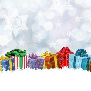 Nem csak tárgyakat adhatunk ajándékba!