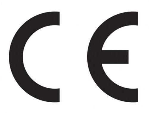 CE jelzés logoja.