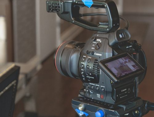 filmfelvétel kamera canon