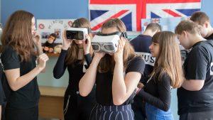 VR szemüvegben a Mozaik Múzeumtúrán