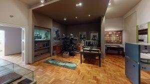 Földrajzi Múzeum - virtuális séta