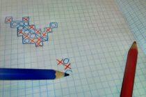 amőba - játék paírral és ceruzával