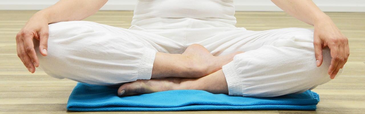 meditáció közben