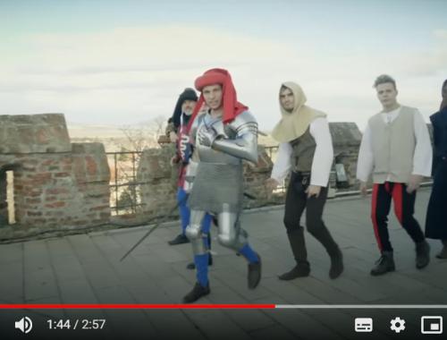 DEMÓ - Siklósi Vár videóklip