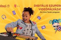 Da Vinci - Digitális Szuperhős Videópályázat