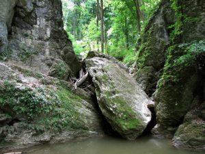 Bakony - szurdoktúra