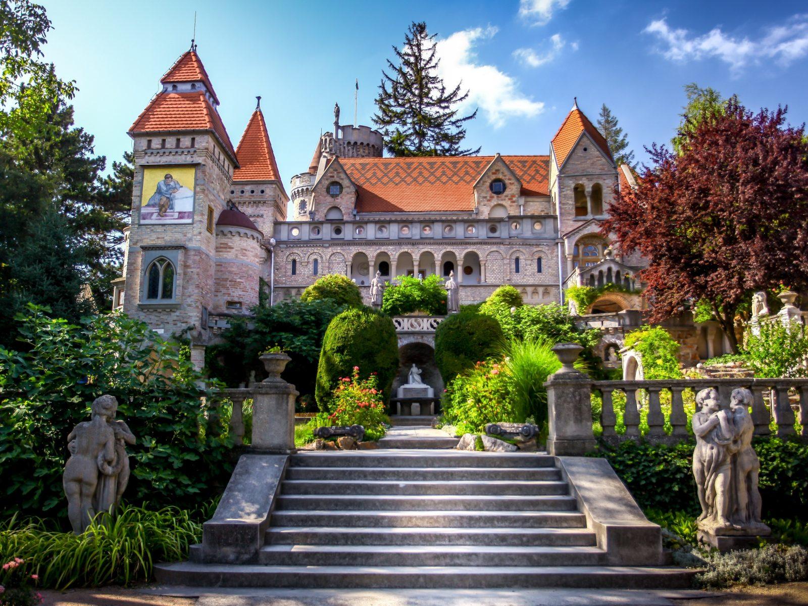 Vakációzzunk a múzeumokkal! - Bory-vár
