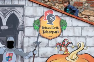 játszótér - Budavári Mátyás Király Játszótér