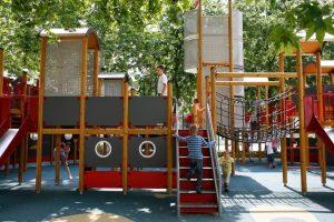 játszótér - Olimpia Park