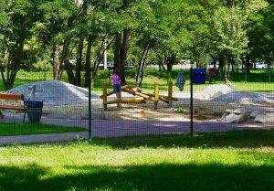 játszótér - Szilas Családi Park