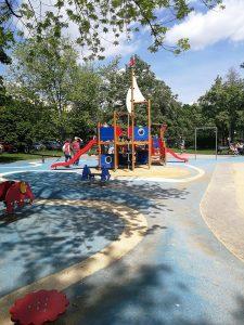 játszótér - Bikás park