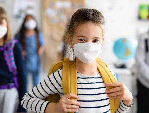 koronavírus és a gyerekek