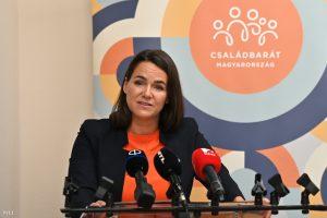 Novák Katalin - Otthonfelújítási program