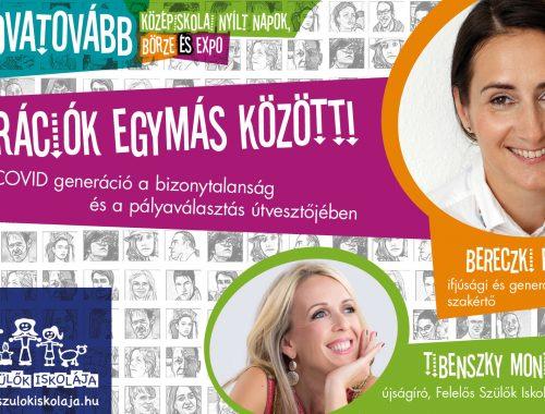 Generációk egymás közt - Bereczki Enikő, ifjúsági és generációs szakértő